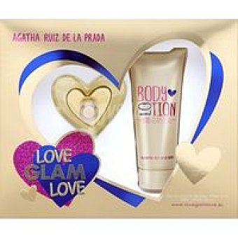 Ágatha Ruiz de la Prada Estuche Love Glam Love Pack 1 unid