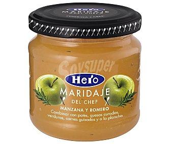 Hero Mermelada de manzana con romero Maridaje 215 gr