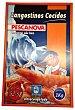 Langostino congelado cocido grande (40/60 piezas) Caja 1 kg Pescanova