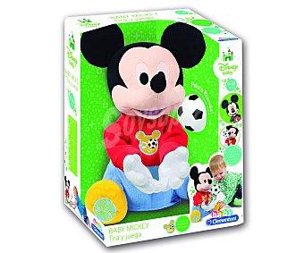 CLEMENTONI BABY Peluche de Mickey Mouse con Pelota 1 Unidad