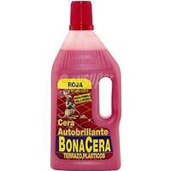 Bonacera Cera roja Garrafa 750 ml + 33%