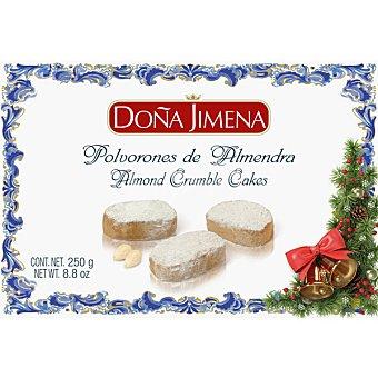 Doña Jimena Polvorones de almendra Estuche 250 g