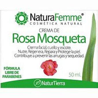 NATURAFemme Crema de Rosa Mosqueta Bote 50 ml