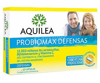 Aquilea Complemento de ayuda al sistema inmunológico Defensas probiomax 10 uds