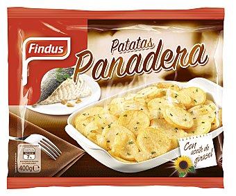 Findus Patatas panaderas con aceite de girasol Verdeliss 400 Gramos