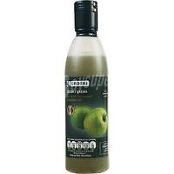 Eroski Crema balsámica de manzana Botella 25 cl