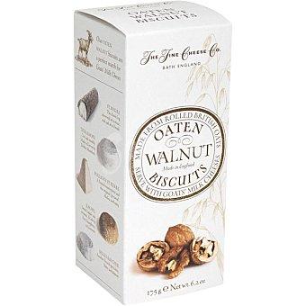 The Fine Cheese, Co Crackers de nuez walnut estuche 150 g estuche 150 g
