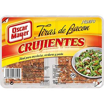 Oscar Mayer Cintas crujientes de bacón Pack 2 envases 35 g