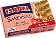 Sardinas en tomate Lata 115 g Isabel