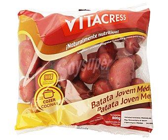 Vitacress Patata joven roja (lavadas y listas para cocinar) 800 g