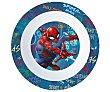 Cuenco infantil apto para microondas con diseño de Spiderman, marvel.  Spiderman Marvel