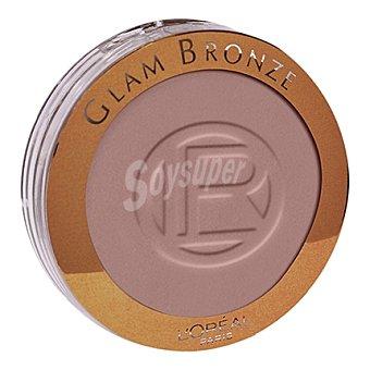 L'Oréal Polvos Glam Bronze nº 003 soleil creole 1 ud