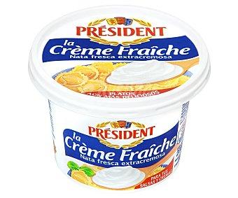 President Nata líquida fresca extracremosa especial cocina Tarrina 200 ml