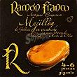 Mejillones de Galicia en escabeche 4-6 piezas Lata 78 g neto escurrido Ramón Franco