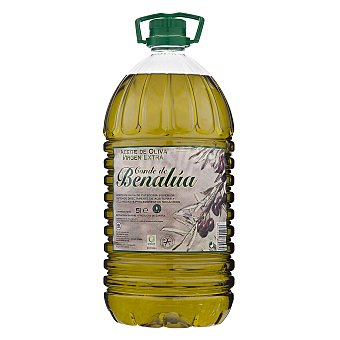Conde de Benalua Aceite de oliva virgen extra 5 l