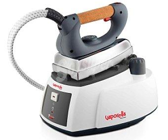 PRO Centro de planchado polti Vaporella 505, potencia 1750w, presión 3,5 bar, emisión de vapor: 90gr/min, tapón de seguridad, 90gr