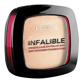 L'Oréal Base de maquillaje compacto infalible 225 E 1 ud