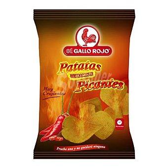 El Gallo Rojo Patatas fritas ligeramente picantes 100 g