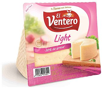 El Ventero Queso light Envase 250 g