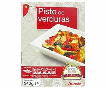 Auchan Pisto de verduras 240 Gramos