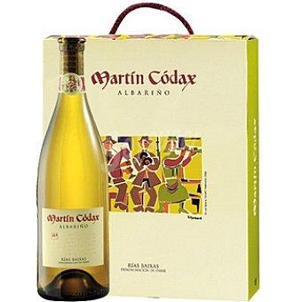 Martín Códax Vino blanco albariño D.O. Rias Baixas estuche de cartón 3 botellas 75 cl
