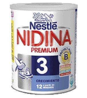 Nidina Nestlé Leche en polvo de crecimiento 3 Premium Nidina 1 kg