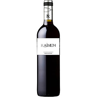 RAIMUN Vino tinto 12 meses en barrica de la Tierra de Castilla y León Botella 75 cl