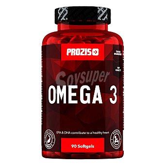 Prozis Omega 3 con aceite de pescado ápsulas blandas Envase 90 c
