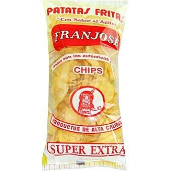FRANJOSE Patatas fritas con sabor al ajillo Bolsa 160 g
