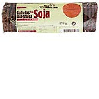 La campesina Galletas integrales con soja Paquete 180 g