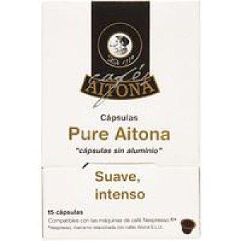 Aitona Café puré Caja 15 c