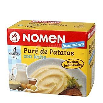 Nomen Puré de patatas con leche 150 g