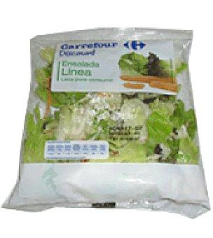 Carrefour Discount Ensalada linea Bolsa de 160 gr