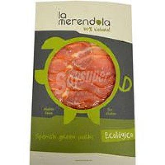La Merendola Lomo alimen. bellota Bio Sobre 75 g