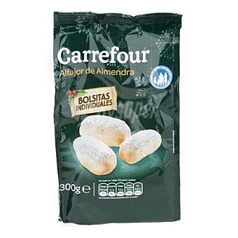 Carrefour Alfajores de almendra. 300 g