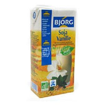 Bjorg Bebida soja-vainilla bio Brik 1 litro