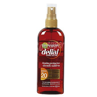 Delial Garnier Aceite Spray F-20 Delial 150 ml