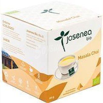 Josenea Infusión masala chai Caja 20 g