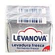 Levadura fresca 2 uds 25 gr Levanova