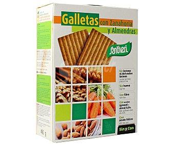 Santiveri Galletas con zanahoria y almendras 490 gramos