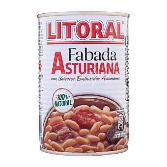 Litoral Fabada asturiana Lata 435 g
