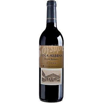 Viña Albina Vino tinto reserva D.O. Rioja Botella 37,5 cl