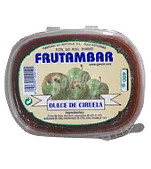 Frutambar Dulce ciruela 400 g