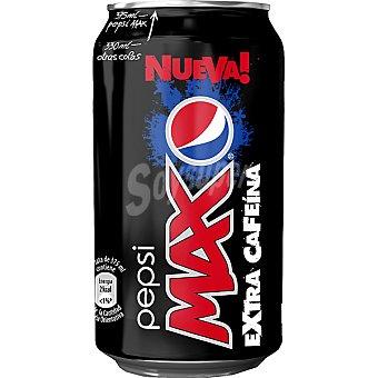Pepsi extra cafeína lata 33 cl