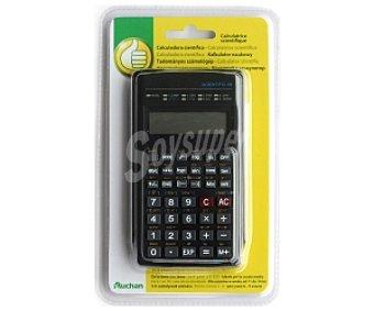 PRODUCTO ECONÓMICO ALCAMPO Calculadora Científica 12 Dígitos, Ideal de 6º Primaria a 3º ESO 1 Unidad