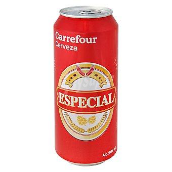 Carrefour Cerveza especial 50 cl