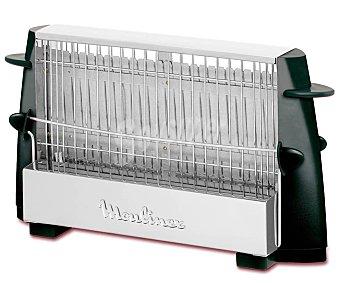 Moulinex Tostador Multipan on/off A15453, hasta 4 rebanadas, cualquier clase de pan, pared de toque frío A15453, hasta 4 rebanadas, cualquier clase de pan, pared de toque frío