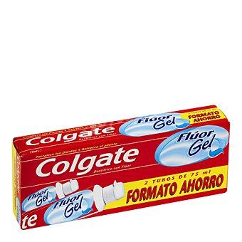 Colgate Dentífrico Flúor Gel Tubo Duplo Pack 2x75 ml