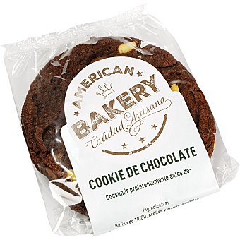 Calidad artesana American Bakery cookie de chocolate 1 unidad blister 75 g blister 75 g