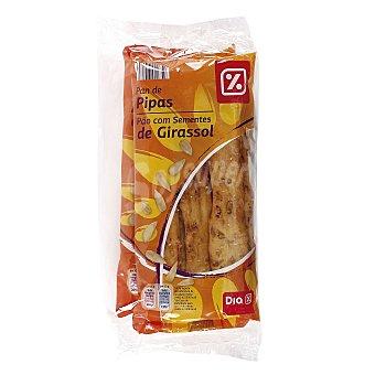 DIA Pan de pipas bolsas 2x100 gr